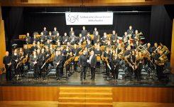 Konzert des Sinfonischen Blasorchesters Mittelbaden mit dem FineFones Saxophon Quartett